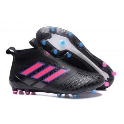 Adidas ACE 17+ PureControl FG Scarpini da Calcio - Nero Rosa
