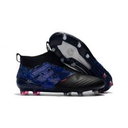 Scarpa da Calcio Nuove Adidas ACE 17+ PureControl Dragon FG - Blu Nero