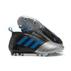 adidas Scarpe Calcio Ace 17+ Pure Control FG - Nero Metallico