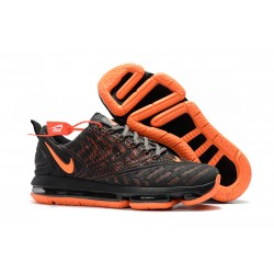 Scarpe Nike Air Max 2019 Uomo Nero Arancio