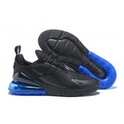 Nike Air Max 270 Scarpe da Uomo Nero Blu