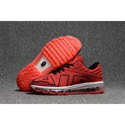 Scarpa Sportiva Nike Air Max Flair Uomo Rosso