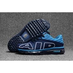 Scarpa Sportiva Nike Air Max Flair Uomo Profondo Blu