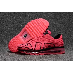 Scarpa Sportiva Nike Air Max Flair Donna Rosa Nero