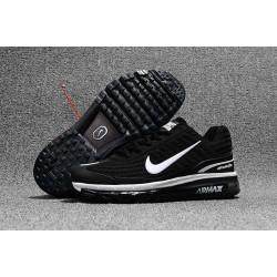 Nike Scarpe da Calcio Air Max 360 - Nero Bianco