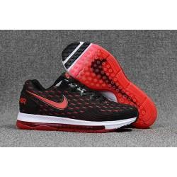 Nike Air Zoom Scarpe Uomo - Nero Rosso
