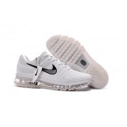 Nike Air Max 2017 Scarpa Uomo - Bianco Nero