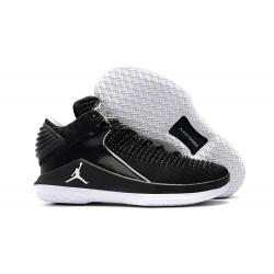 Nike Air Jordan 32 Mid Scarpe da Basket Uomo - Nero