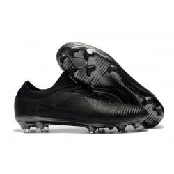 Nike Scarpe da Calcio Mercurial Vapor Flyknit Ultra FG - Nero