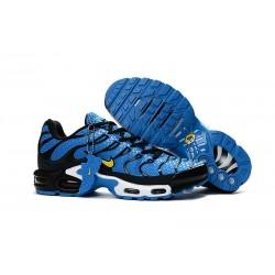 Scarpe da Sportive Nike Air Max Plus TN - Bleu Nero