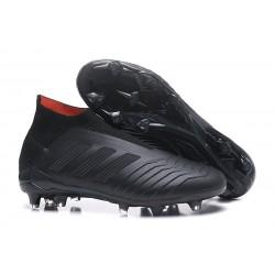 Scarpe da Calcio Nuova adidas Predator 18+ FG - Nero