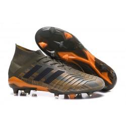 Adidas Predator 18.1 FG Nuovi Scarpa da Calcetto -Verde Arancio