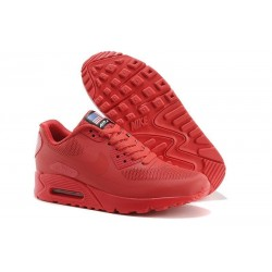 Nike Air Max 90 Hyperfuse QS Rosso