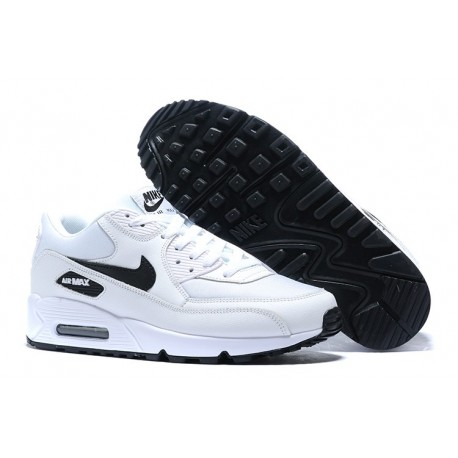 Scarpe Nike Air Max 90 Bianco Nero