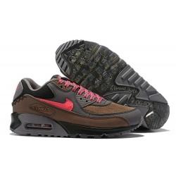Scarpe Nike Air Max 90 Marrone Rosa