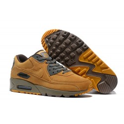 Scarpe Nike Air Max 90 Marrone Grigio