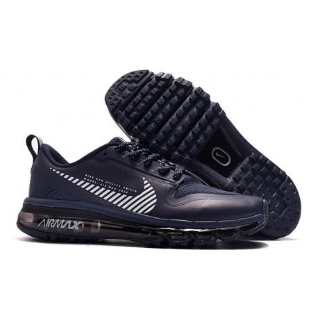 Nuovo Scarpe Nike AIR MAX 2020 Blu Bianco