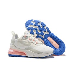 Nike Air Max 270 React - Bianco Rosa