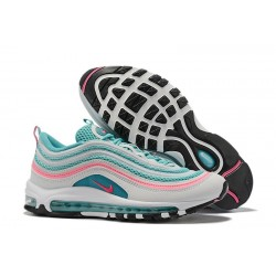 Nike Sneakers Air Max 97 Bianco Blu