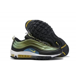 Nike Sneakers Air Max 97 LX Verde Nero