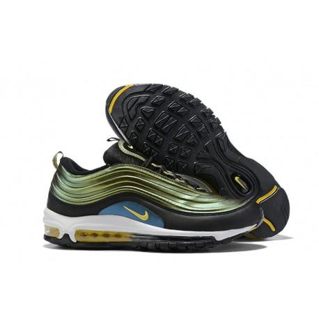 Nike Sneakers Air Max 97 LX Verde Nero