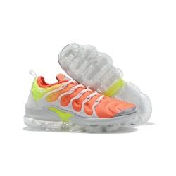 Nike Air Vapormax Plus Sneakers Basse da Uomo Volt Arancione