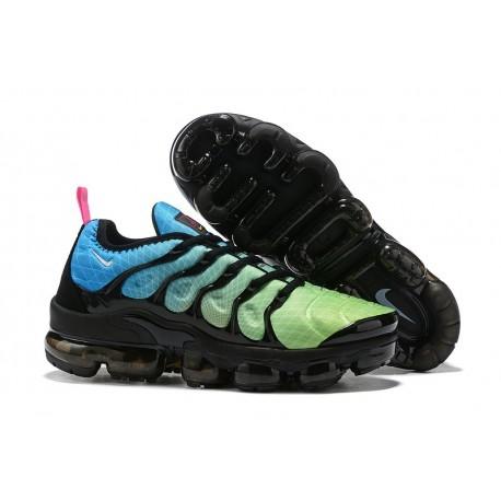 Nike Air Vapormax Plus Sneakers Blu Verde