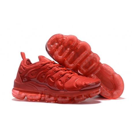 Nike Air Vapormax Plus Sneakers Basse da Uomo Rosso