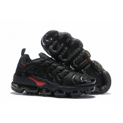 Nike Air Vapormax Plus Sneakers Nero Rosso