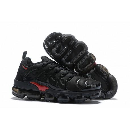 Nike Air Vapormax Plus Sneakers Nero Rosso