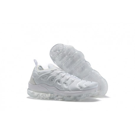 Nike Air Vapormax Plus Sneakers Bianco