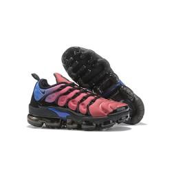 Scarpe Nike Air Vapormax Plus Rosa Blu Nero