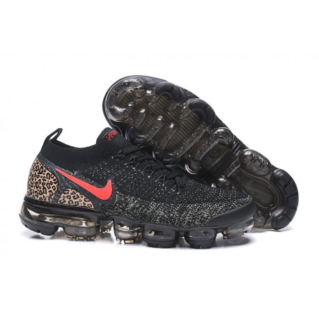 Nike Air VaporMax Flyknit 2.0 Nero Rosso