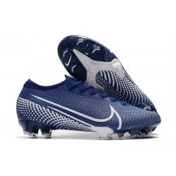 Scarpe Nike Mercurial Vapor 13 Elite FG ACC Blu Bianco