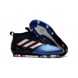 Adidas ACE 17+ PureControl FG Scarpini da Calcio - Blu Nero