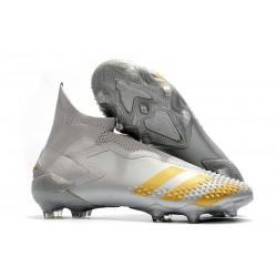 adidas Scarpa Calcio Predator Mutator 20+ FG Grigio Oro