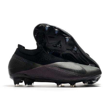 Nike Phantom VSN 2 Elite DF FG Uomo -Nero