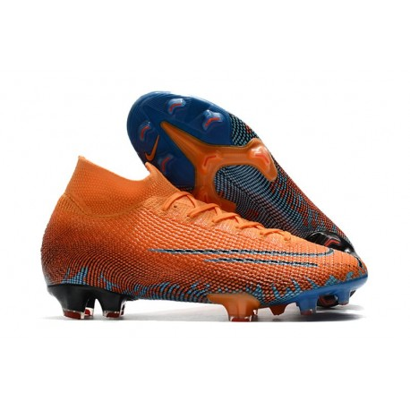 Nike Mercurial Dream Speed 003 'Phoenix Rising' Concept Arancio Blu