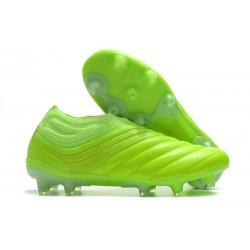 adidas Scarpe da Calcio Copa 20+ FG Verde Signal