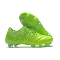 Scarpa Nuovo adidas Copa 20.1 FG - Verde Signal Bianco