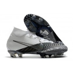 Nike Mercurial Superfly VII Elite FG Dream Speed 3 -Bianco Bianco Nero