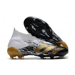 adidas Predator Mutator 20.1 FG Scarpa Bianco Oro Metallico Nero Core