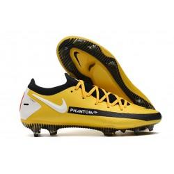 Nike Scarpe da Calcio Phantom GT Elite FG Giallo Nero