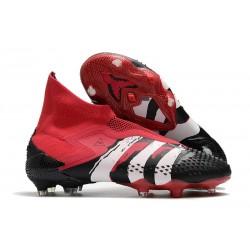 Scarpe adidas Predator Mutator 20+ FG Rosso Nero Bianco