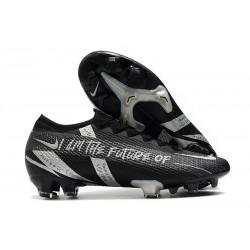 Scarpa Nike Mercurial Vapor 13 Elite FG Future Nero Argento
