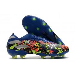Scarpe Da Calcio adidas Nemeziz 19.1 FG - Barcelona Blu