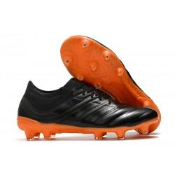Scarpe da Calcio Adidas Copa 19.1 FG - Nero Arancio