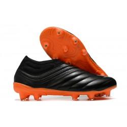 adidas Scarpe da Calcio Copa 20+ FG Negro Arancio