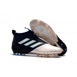 adidas Scarpe Calcio Kith Ace 17+ Pure Control FG - Oro Nero