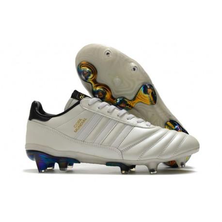 adidas Copa Mundial 21 FG Scarpa Nuovo Bianco